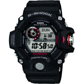 CASIO G-SHOCK GW-9400-1ER Watch Men black/black/grey